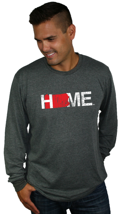 PENNSYLVANIA LONG SLEEVE TEE | HOME | RED