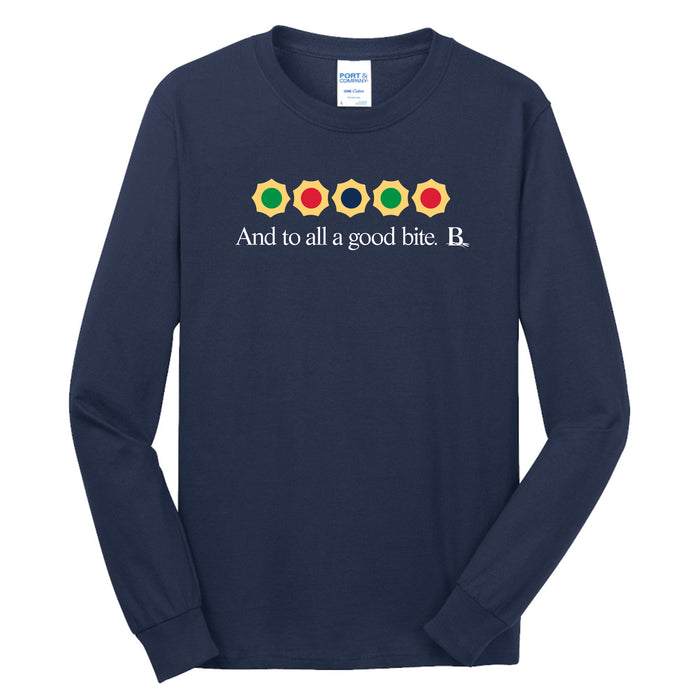 BUSKEN BAKERY | And to all a good bite. Long Sleeve