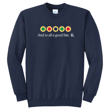 BUSKEN BAKERY | And to all a good bite. SWEATSHIRT