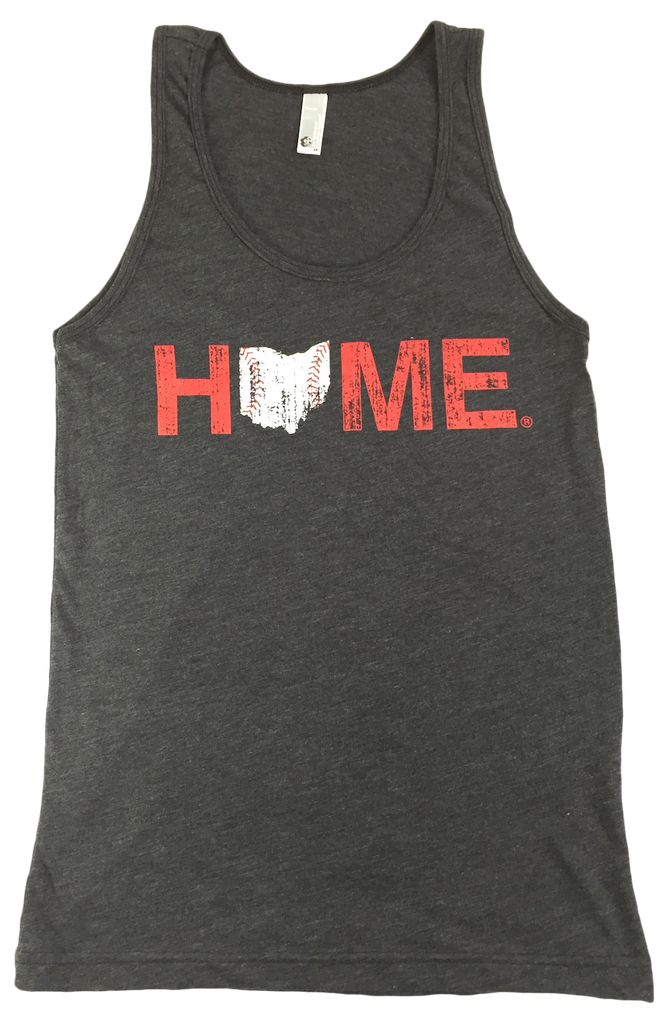 Ohio Tank | Cincinnati Stitches | Red/White