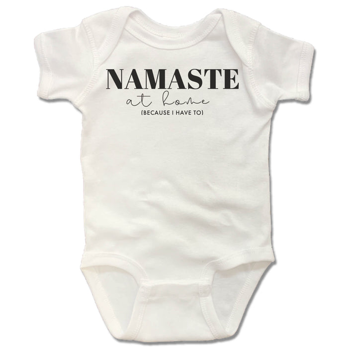 ROGUE AWAKENING | WHITE ONESIE | NAMASTE AT HOME