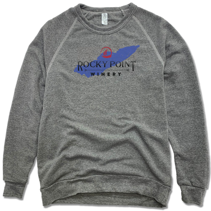 ROCKY POINT WINERY | FLEECE SWEATSHIRT | LAKE ERIE
