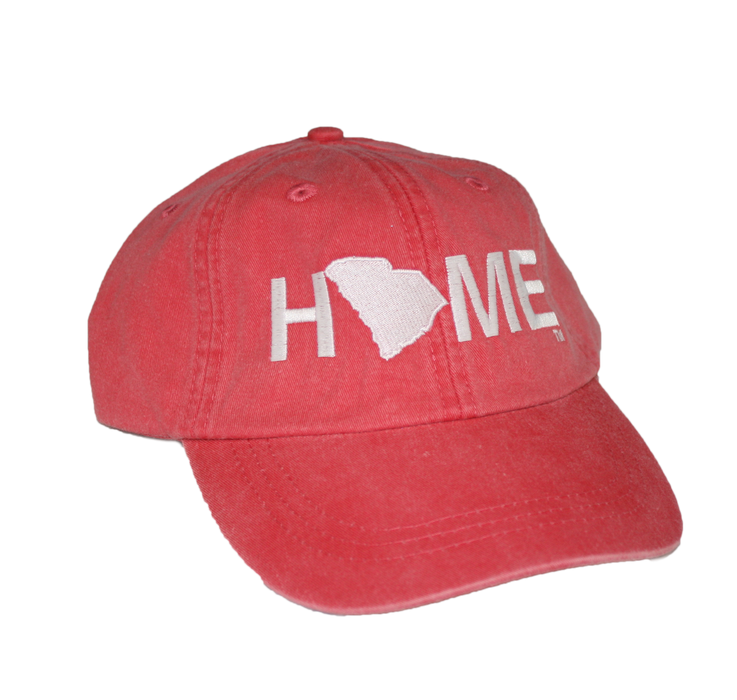 SOUTH CAROLINA POPPY HAT | HOME | WHITE