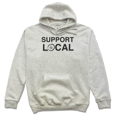 HOMETOWN CAFE | FRENCH TERRY HOODIE | SUPPORT LOCAL
