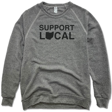 Support Local Ohio | FLEECE SWEATSHIRT