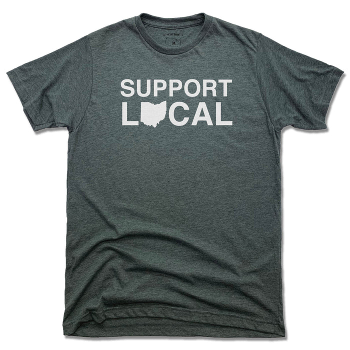 Support Local Ohio | UNISEX TEE