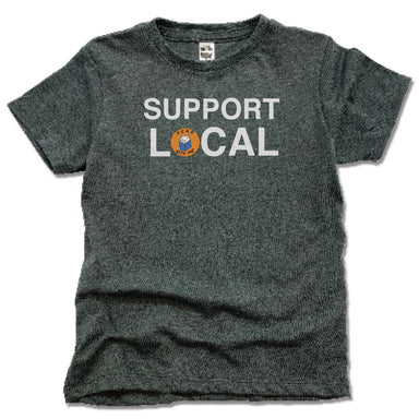 READ WITH ME | KIDS TEE | SUPPORT LOCAL