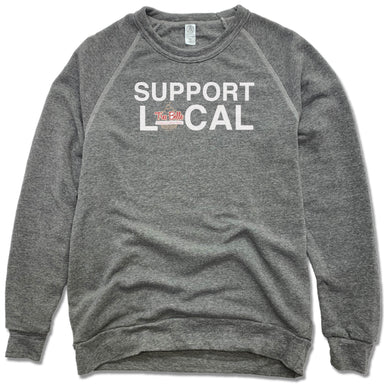 TRES BELLE | FLEECE SWEATSHIRT | SUPPORT LOCAL
