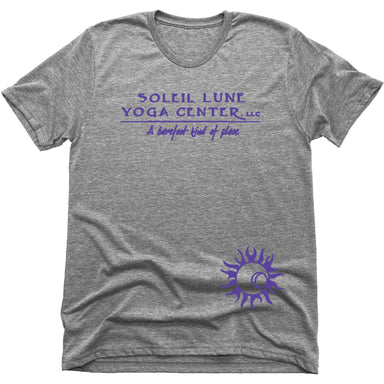 SOLEIL LUNE | UNISEX GRAY Recycled Tri-Blend | SUN