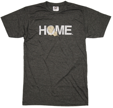 LOUISIANA TEE | HOME | GOLD - My State Threads