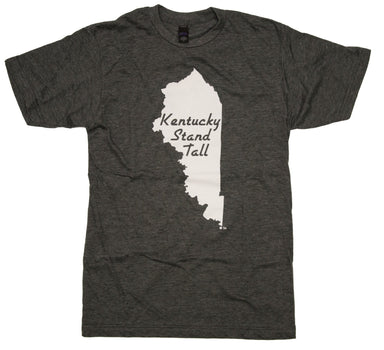 Kentucky Tee | Stand Tall | White