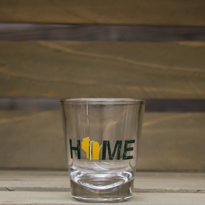WISCONSIN SHOT GLASS | HOME | GREEN/YELLOW STRIPE