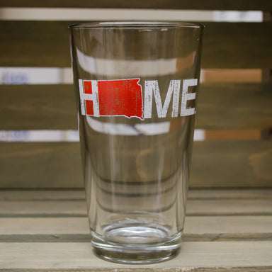SOUTH DAKOTA PINT GLASS | HOME | CRIMSON