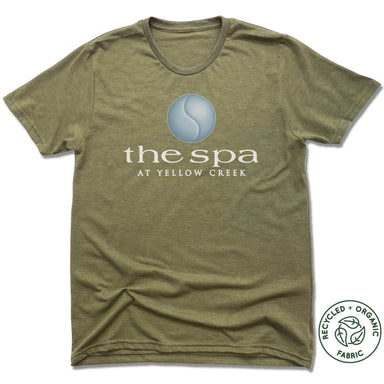 THE GYM | UNISEX OLIVE Recycled Tri-Blend