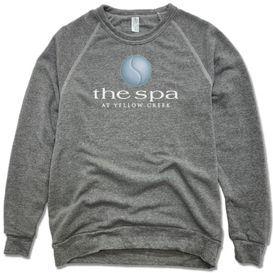 THE GYM | FLEECE SWEATSHIRT | LOGO