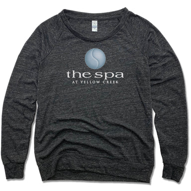 THE GYM | LADIES SLOUCHY | LOGO