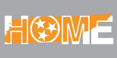 TENNESSEE STICKER | HOME | STARS - My State Threads
