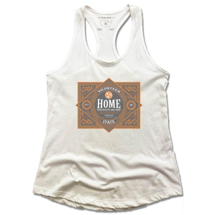 TENNESSEE | LADIES TANK | VINTAGE