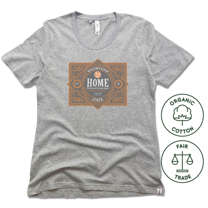 TENNESSEE | FREESET LADIES TEE | VINTAGE