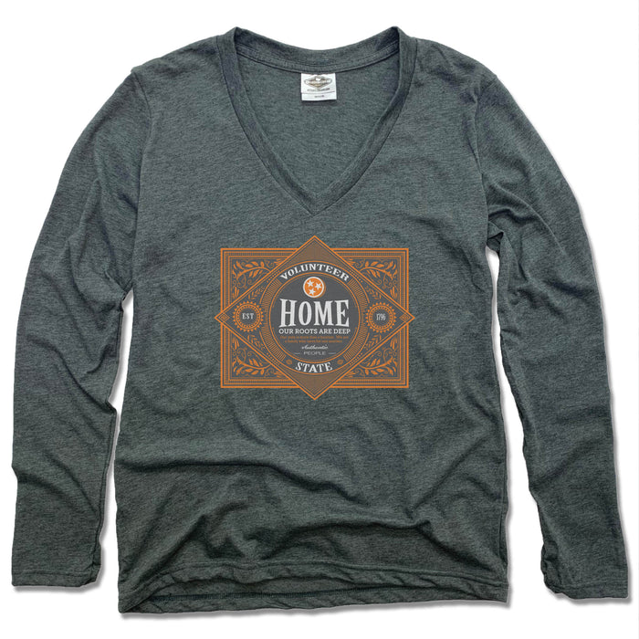 TENNESSEE | LADIES LONGSLEEVE | VINTAGE