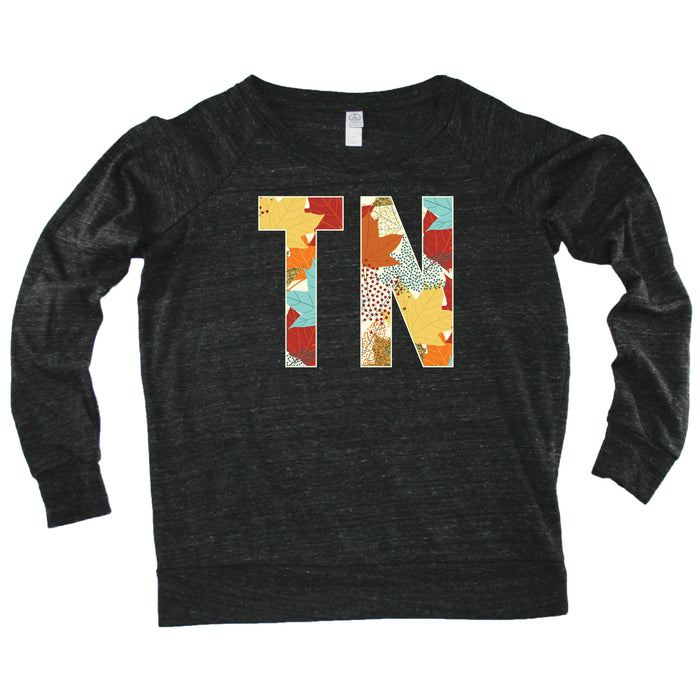 Tennessee Fall Foliage - Slouchy Top