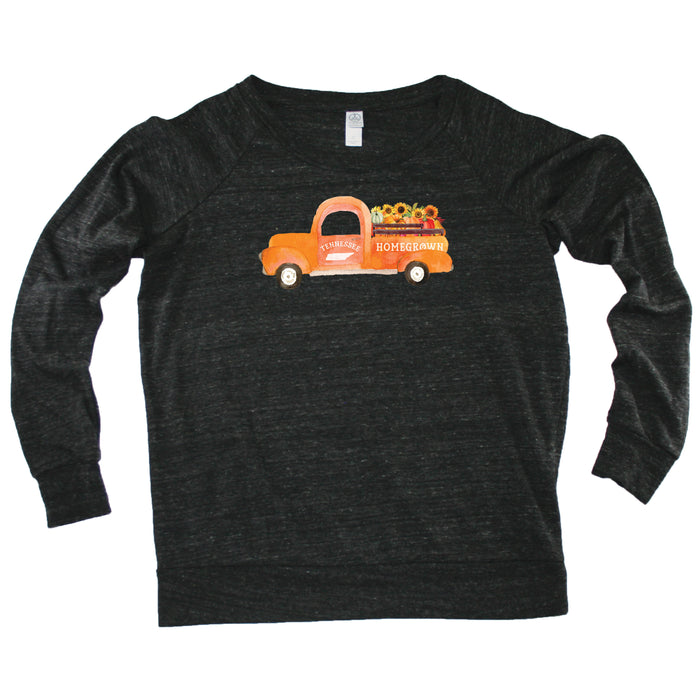 Tennessee Fall Homegrown Truck - Slouchy Top