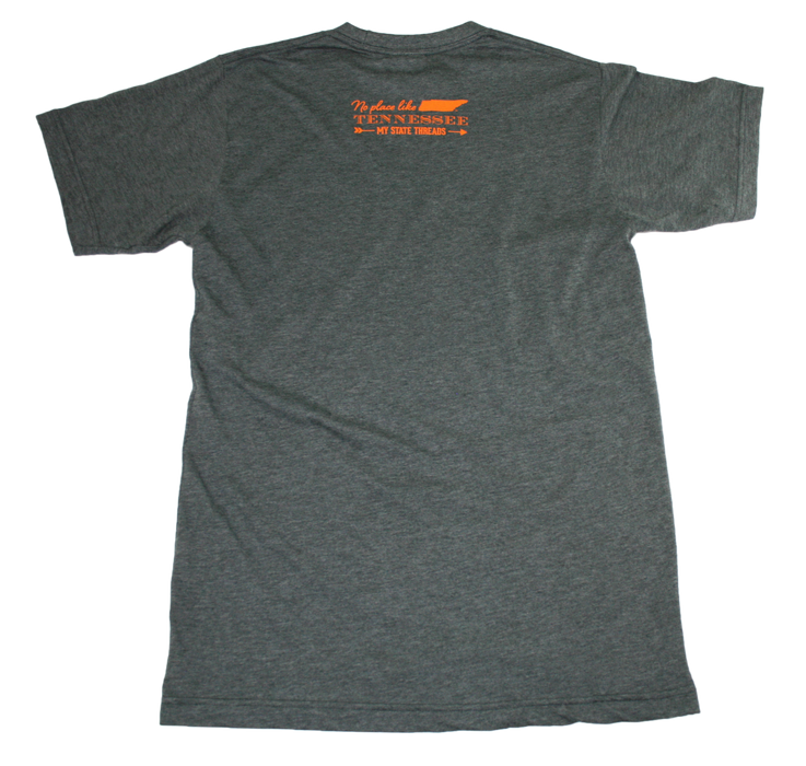 TENNESSEE TEE | MOONSHINE | ORANGE