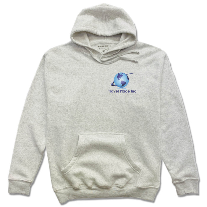 TRAVEL PLACE INC | FRENCH TERRY HOODIE | LOGO