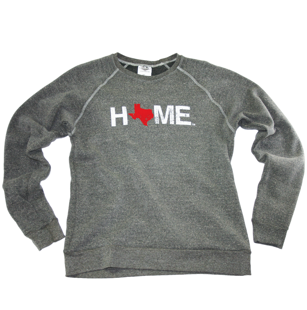 TEXAS SWEATSHIRT | HOME | RED