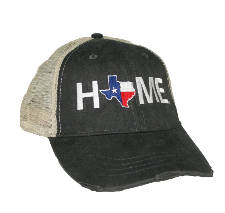 TEXAS HAT | HOME | FLAG