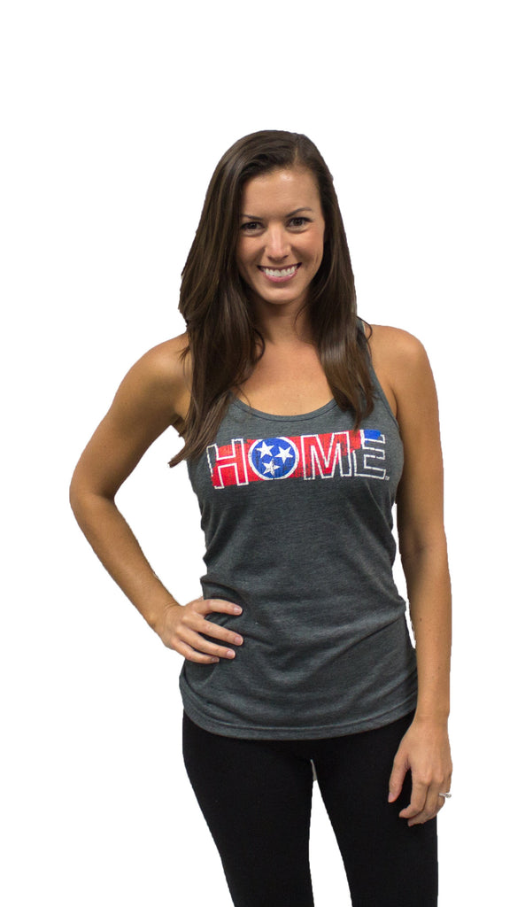 TENNESSEE LADIES TANK | HOME | FLAG
