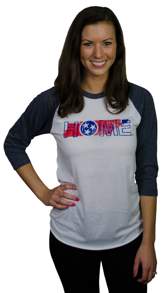 TENNESSEE 3/4 SLEEVE | HOME | FLAG
