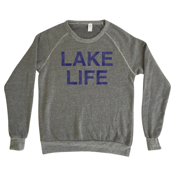 Lake Life - Fleece Sweatshirt