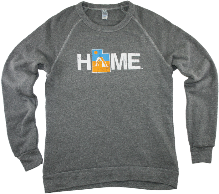 UTAH SWEATSHIRT | HOME | ARCH