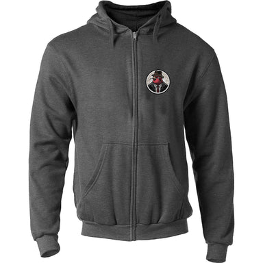 VULGAR BREWING CO | ZIP HOODIE | LOGO