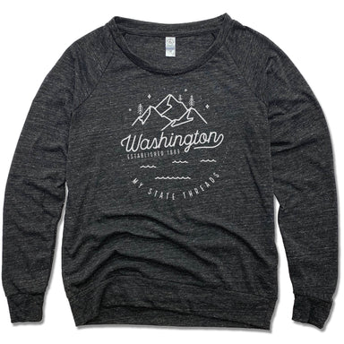 WASHINGTON | SLOUCHY | CREST