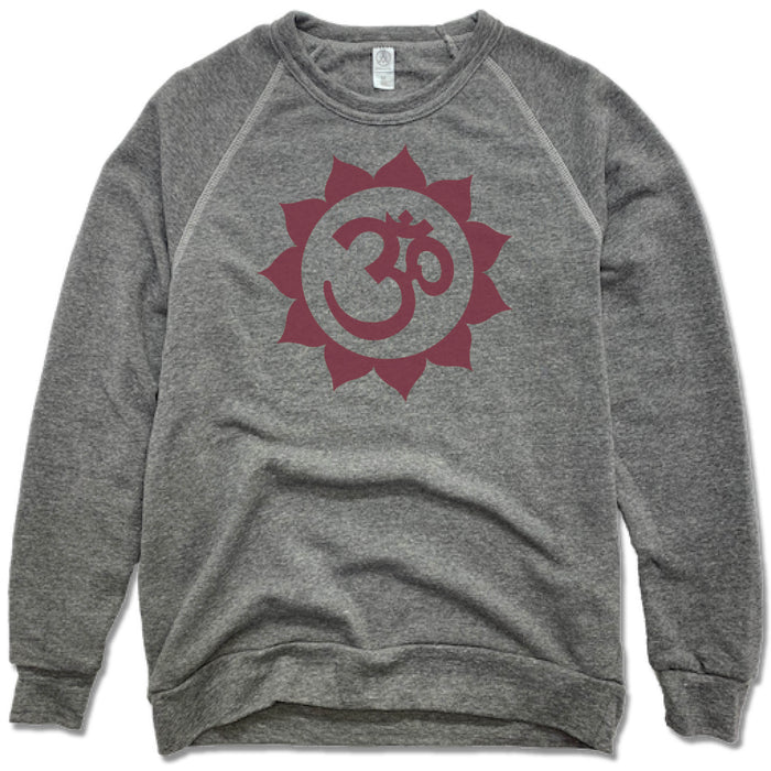 WEST ASHEVILLE YOGA | FLEECE SWEATSHIRT | NAMASTE