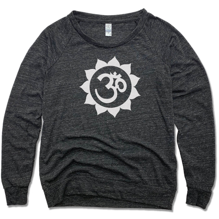 WEST ASHEVILLE YOGA | LADIES SLOUCHY | NAMASTE