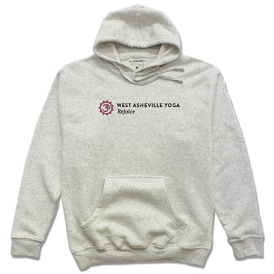 WEST ASHEVILLE YOGA | HOODIE | LOGO