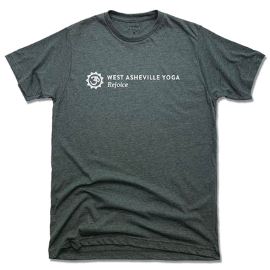 WEST ASHEVILLE YOGA | UNISEX TEE | LOGO