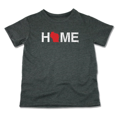 WISCONSIN KIDS TEE | HOME | RED