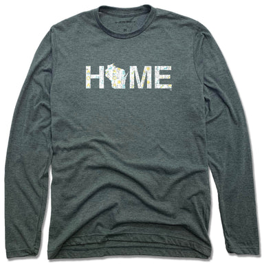 WISCONSIN LONG SLEEVE TEE | HOME | NORTHERN PATTERN