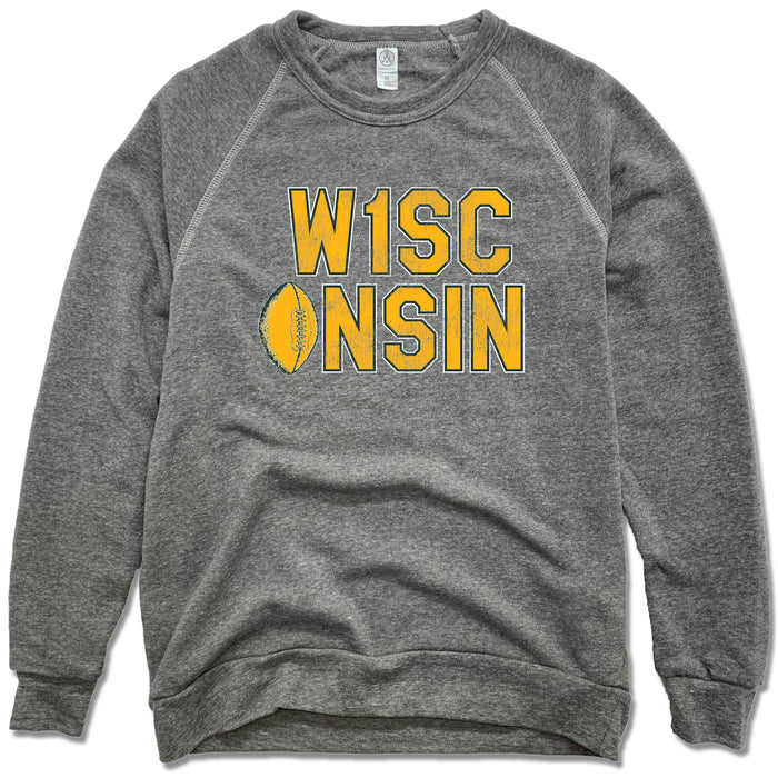 W1SCONSIN Football - Fleece Sweatshirt