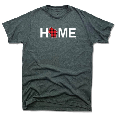 WISCONSIN TEE | HOME | PLAID