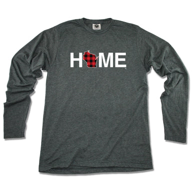 WISCONSIN LONGSLEEVE TEE | HOME | PLAID