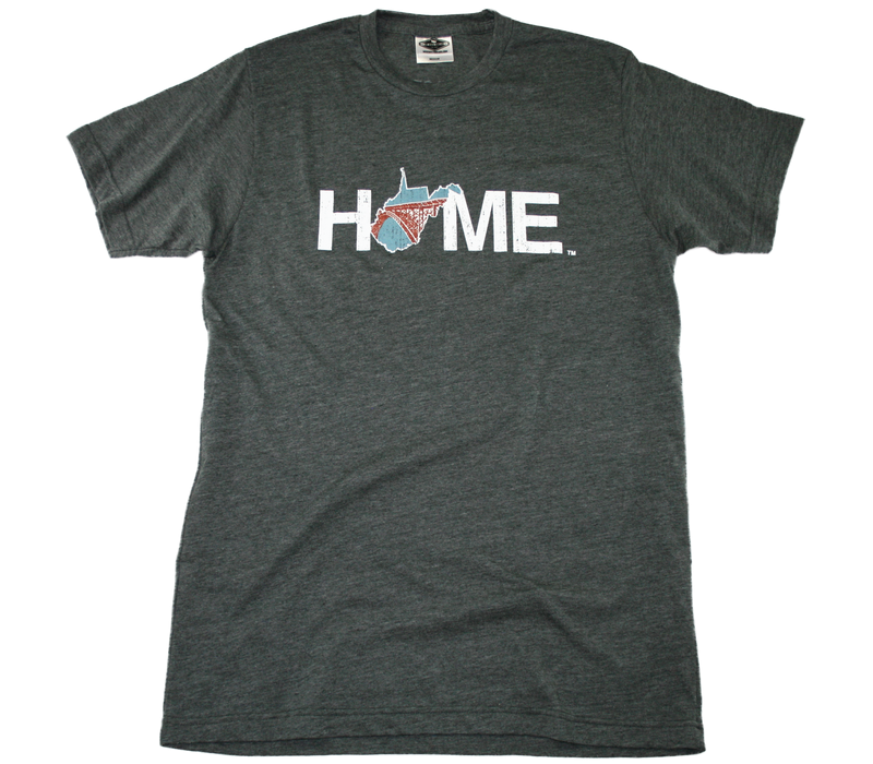 WEST VIRGINIA TEE | HOME | BRIDGE