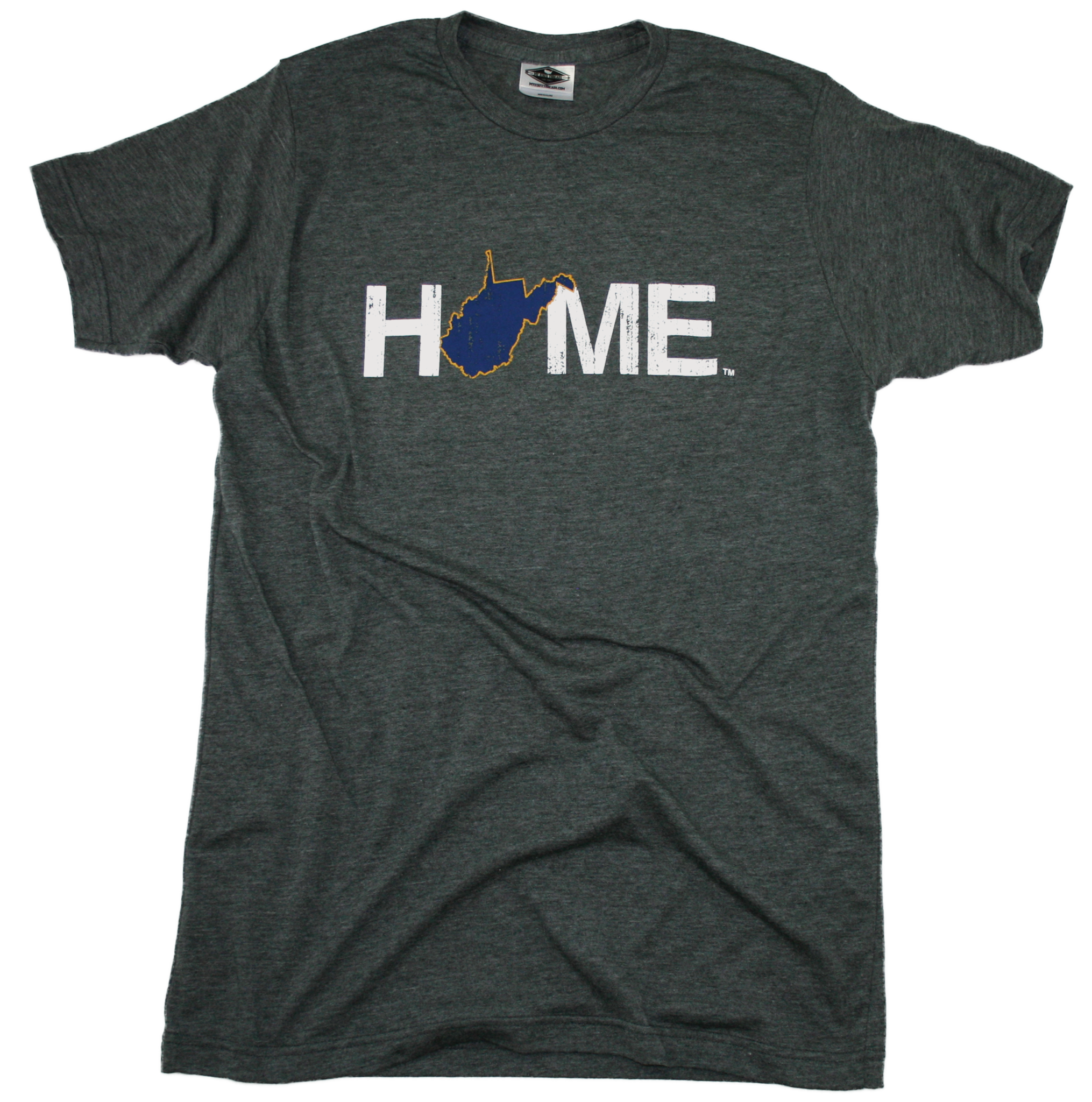 WEST VIRGINIA TEE | HOME | NAVY/GOLD