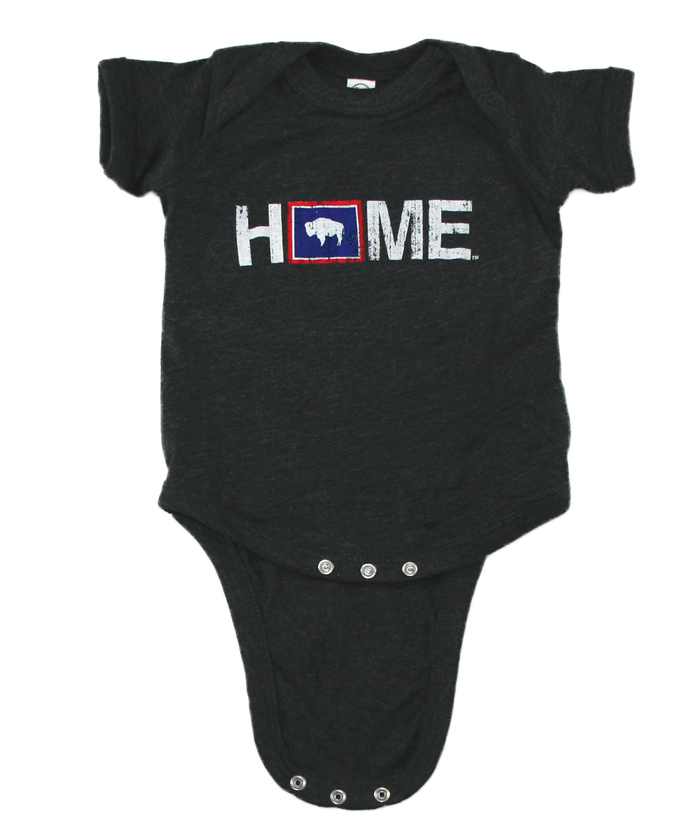 WYOMING ONESIE | HOME | FLAG