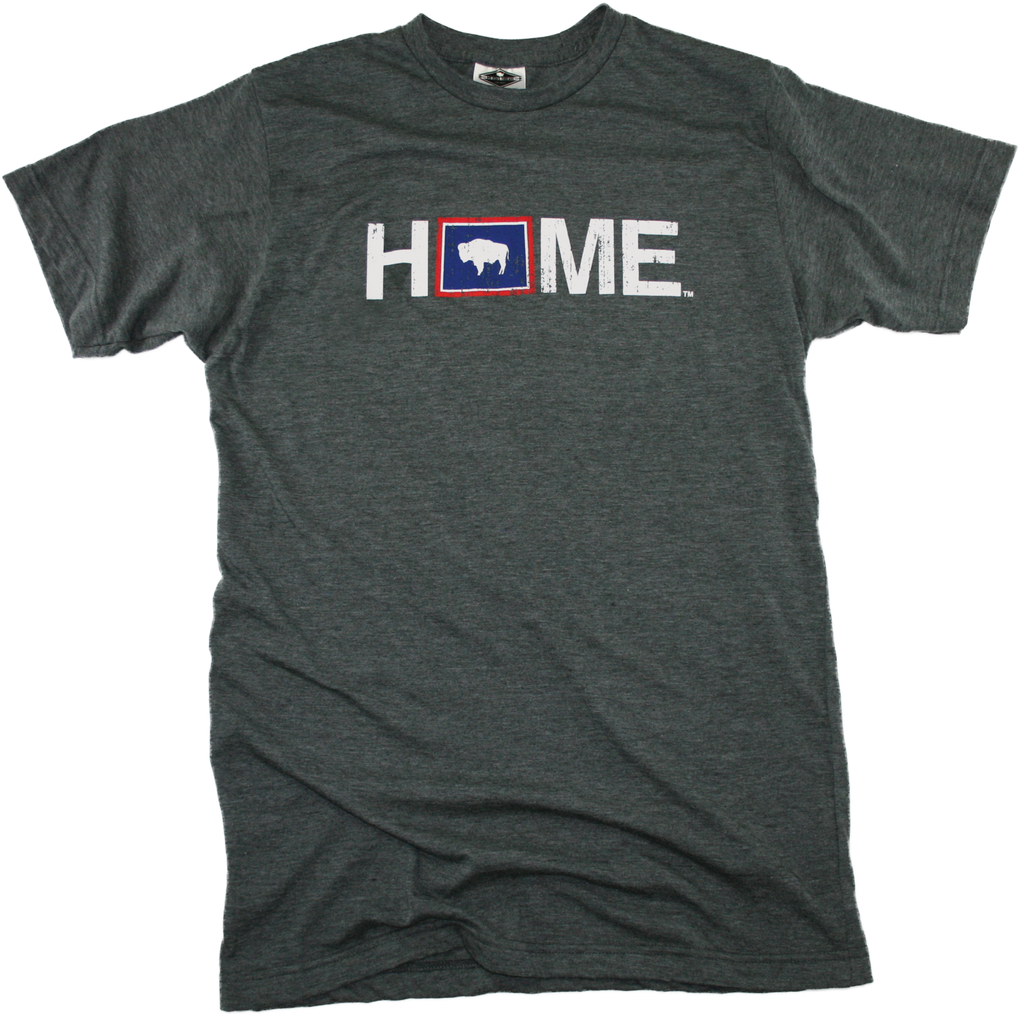 WYOMING TEE | HOME | FLAG