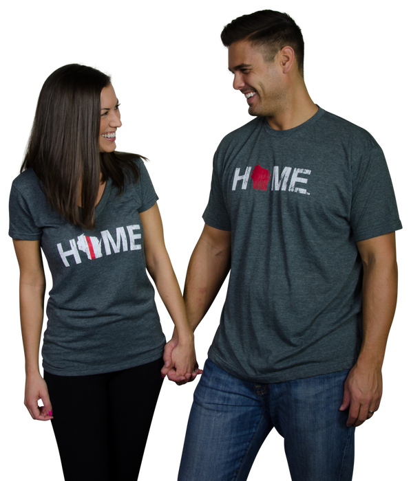 WISCONSIN TEE | HOME | RED